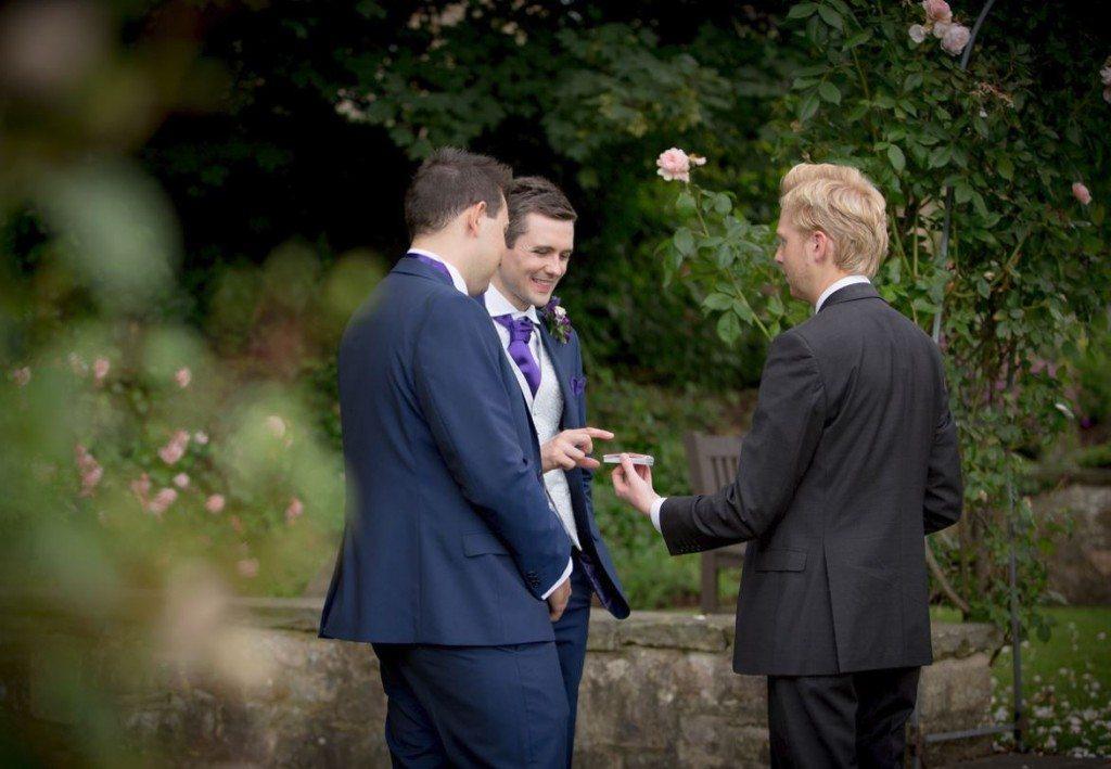 magician wedding