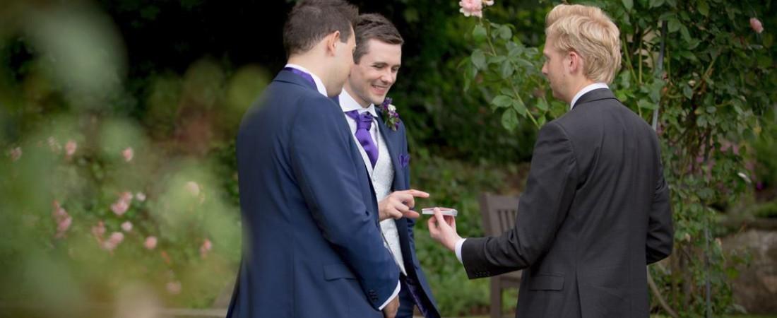 Wedding magic in Sheffield